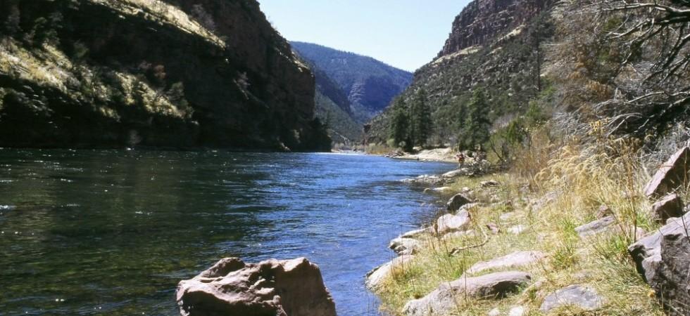 Green River Scenery