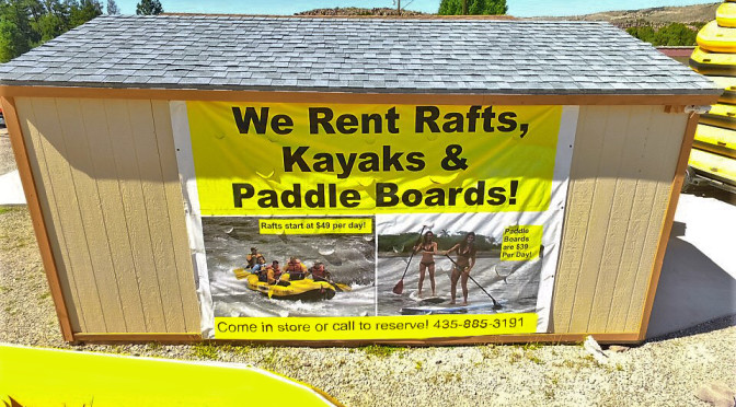 Rafting Ad